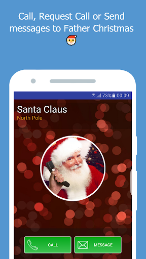 A Call From Santa Claus!  captures d'écran 1