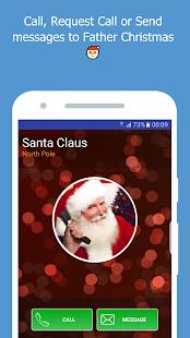 A Call From Santa Claus! 1