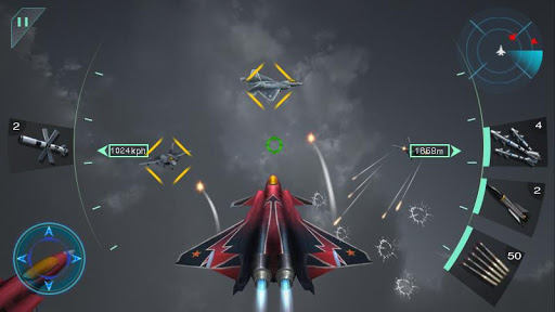 Sky Fighters 3D screenshot 7
