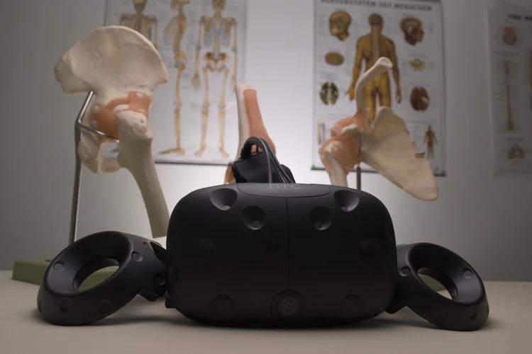 Wearable para imersão na Realidade Virtual