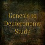 Genesis to Deuteronomy Study Icon