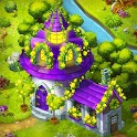 Butterfly Garden Mystery: Scapes Match 3 Story icon