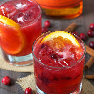 Bourbon And Cranberry Drinks Recipes