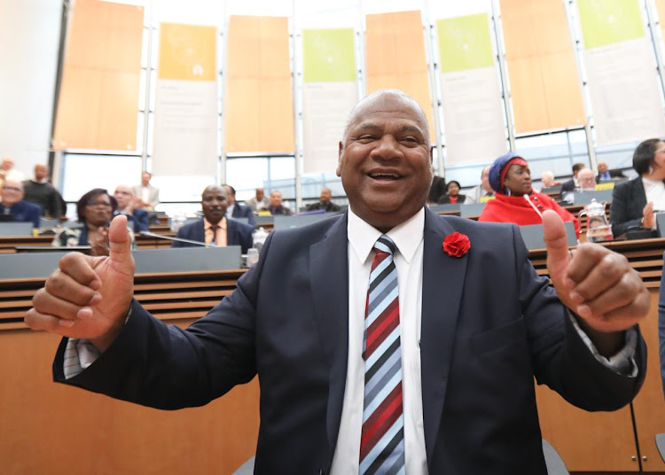 Dan Plato was voted in as the new mayor of Cape Town on Tuesday.