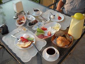 Photo: Turunç breakfast