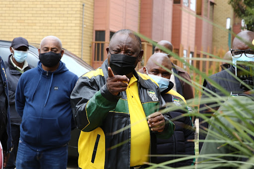 'It was Fraser who released Zuma,' says President Cyril Ramaphosa