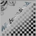 Whitewashed Go Launcher EX icon