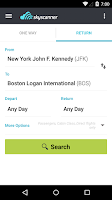 Screenshot of Skyscanner - All Flights!
