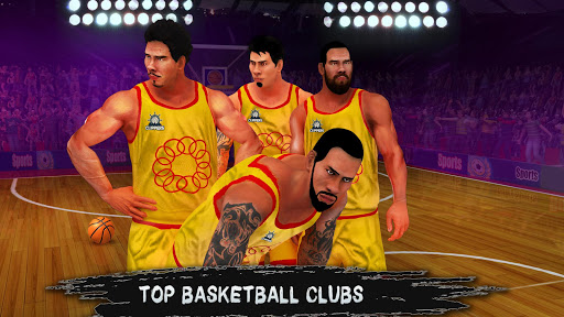 Fanatical PRO Basketball 2020: World Dunkers Mania 1.0.5 screenshots 4