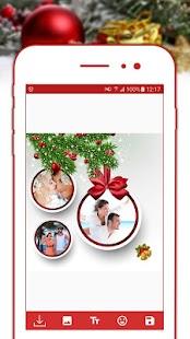 New Year Insta Photo Frames - náhled
