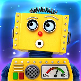Детская Головоломка для образования - Робот 🤖