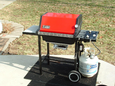 Weber Gas Grills. There's a reason their so popular! | Big ...
