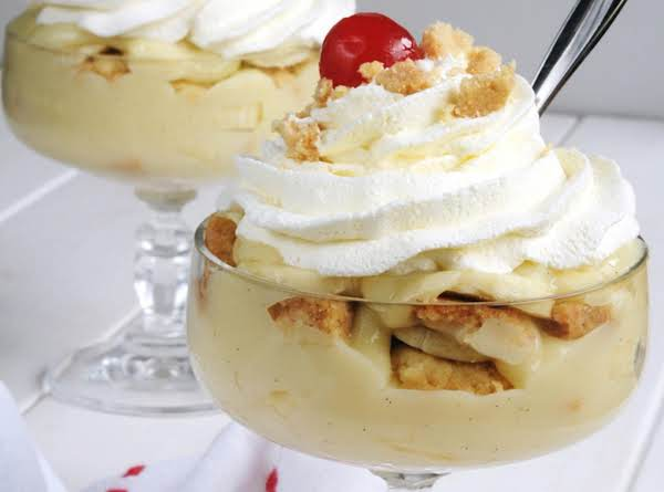 Todd's Banana Pudding Recipe