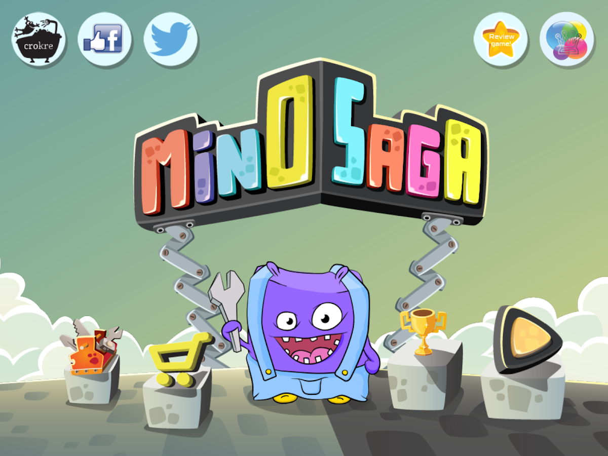 Mino Saga- screenshot