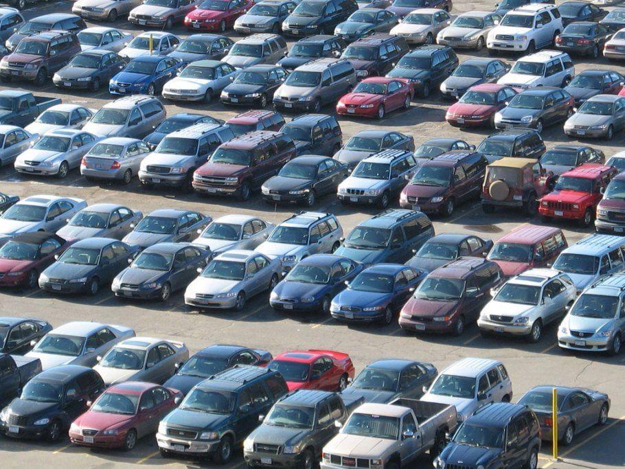 подержанные авто в Литве