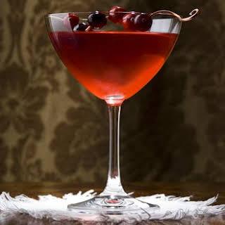 Blood Orange Margarita.