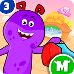 My Monster Town - Supermarket Grocery Store Games 1.6