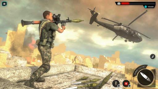Cover Free Fire Agent:Sniper 3D Gun Shooting Games modavailable screenshots 6