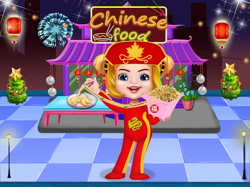 Chinese Food Maker - Yummy Cooking Chef Recipe 2.0 screenshots 1