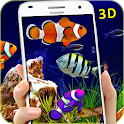 Fish Aquarium Backgrounds HD Live Wallpapers Free icon