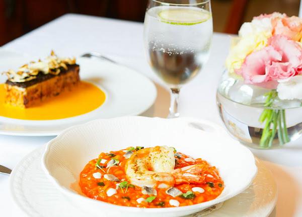Pasadena法式餐廳-小資女偶爾奢華~高貴不貴的法式都會午餐