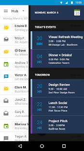 BlackBerry Productivity Tab- screenshot thumbnail