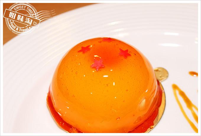攝飲動漫主題餐廳四星珠蛋糕2