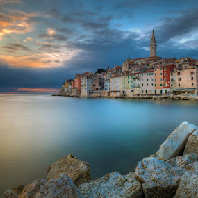 Rovinj by Blaž Ocvirk - City,  Street & Park  Historic Districts
