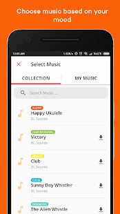 Download SnapMusical – make music sync videos For PC Windows and Mac apk screenshot 3