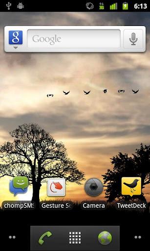 Sun Rise Free Live Wallpaper screenshot 2