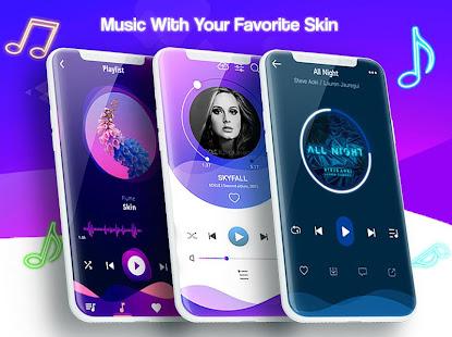 Music Player OS12 Music Player Phone X S 2019 2 3 Hileli APK