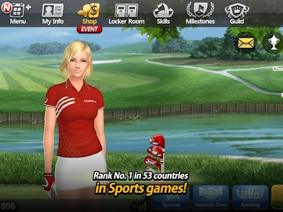 Download Golf Star™ For PC Windows and Mac apk screenshot 4