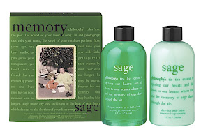 Philosophy's Memory Sage Skin and Haircare Kit