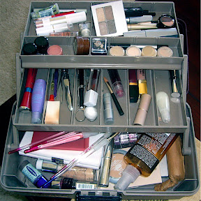 Makeup Organizer - old version