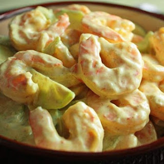 Shrimp Celery Mayonnaise Salad Recipes
