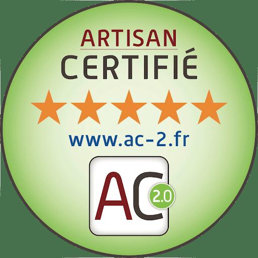 Artisan certifié AC 2.0