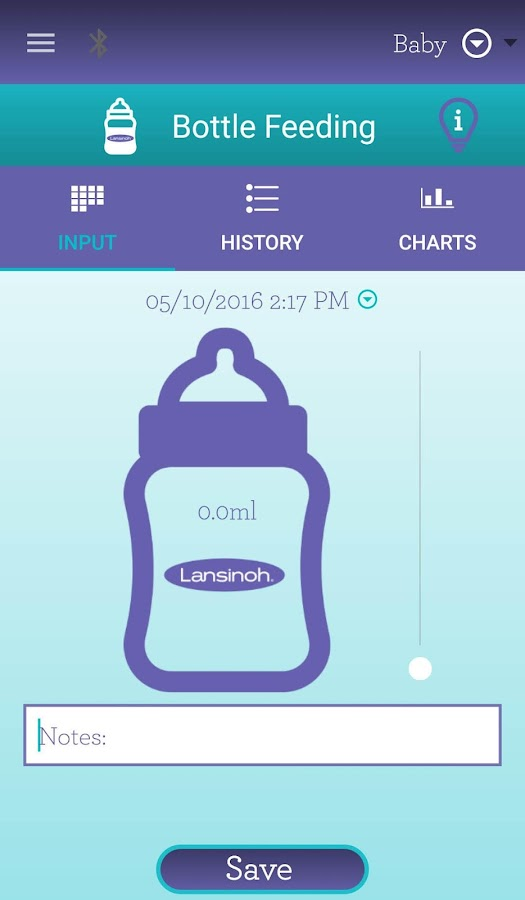 Lansinoh Baby- screenshot