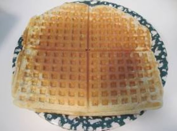 Bake on waffle iron until golden, 4-5 minutes.