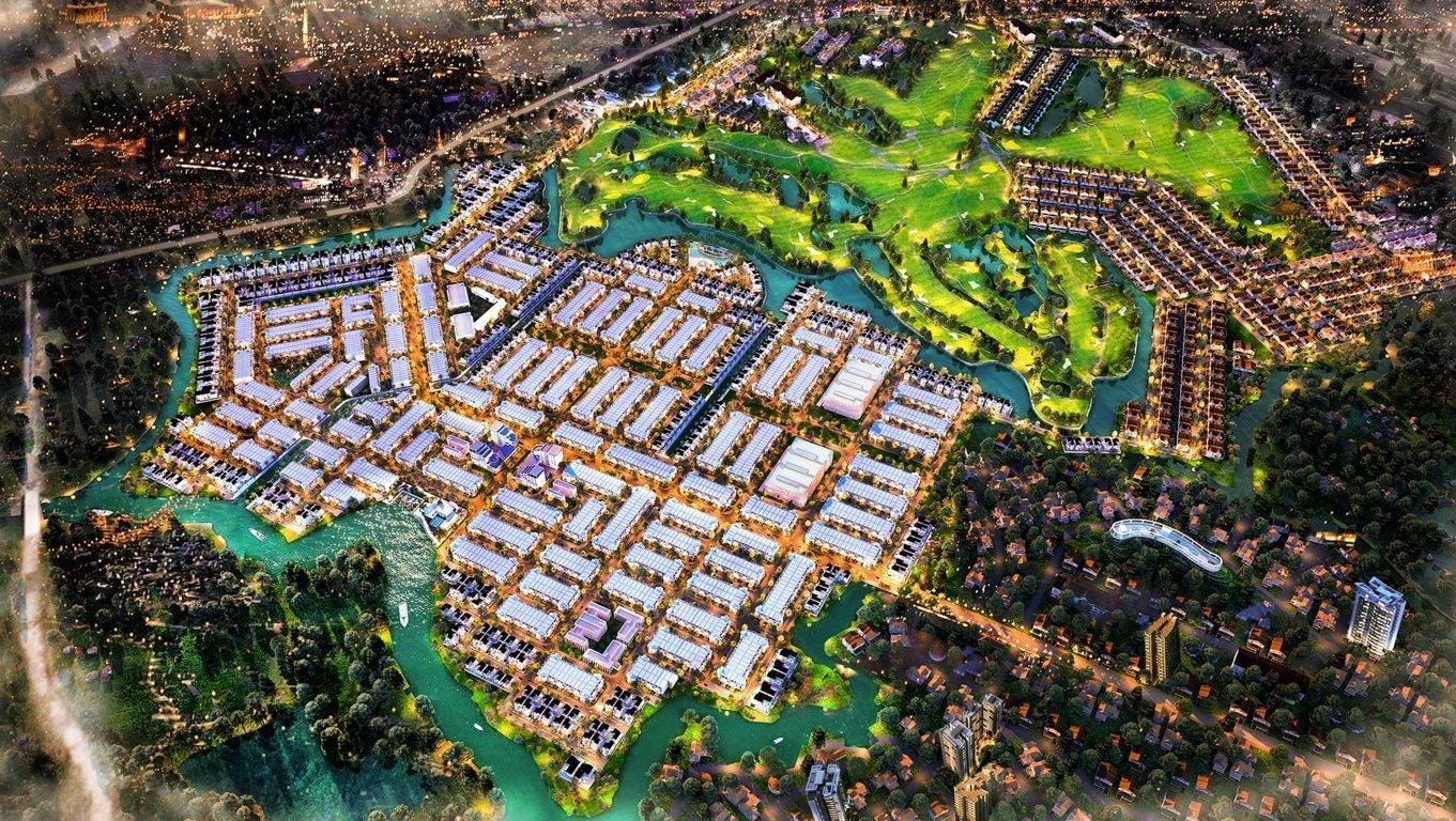 Vị trí của Biên Hòa New City đắc địa.