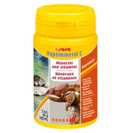 Reptimineral C 100ml/85 g