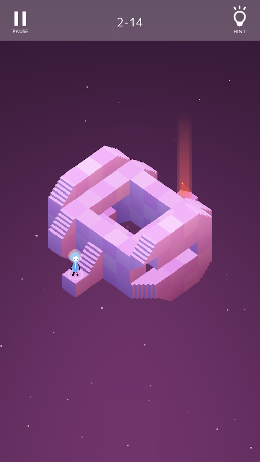CUBIC MAZES- screenshot
