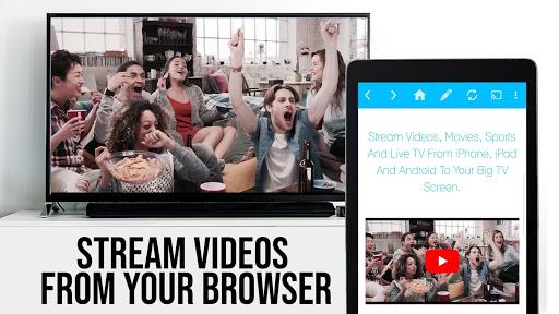 Video & TV Cast | Fire TV - Web Video Browser 2.20 screenshots 5