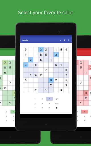 Sudoku - Free & Offline 2.2.2 screenshots 20