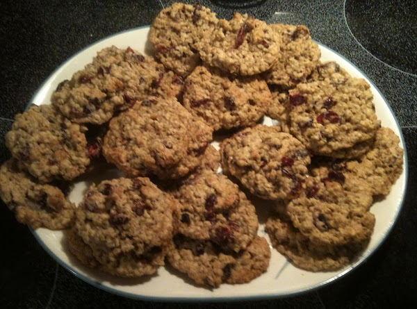 Deluxe Walnut, Chocolate Chip,oatmeal Cookies Recipe