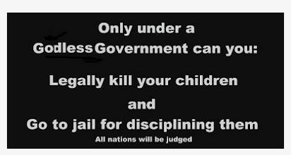 Photo: Godless govt