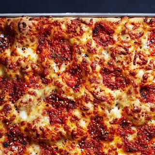 Fresh Tomato Pizza Sauce.