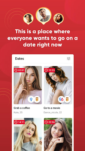 Date Up - Meet, Chat & Flirt Online 0.1.17 screenshots 2