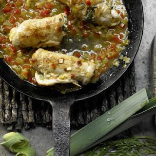 Chicken Roulades