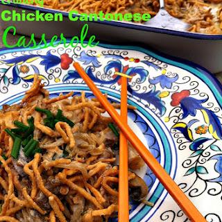 Crunchy Chicken Cantonese Casserole