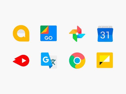 MIUI 9 icon pack - free Icon Pack 3.6.5 screenshots 2